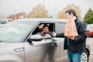 Flybuy Pickup - Curbside Grocery Solutions