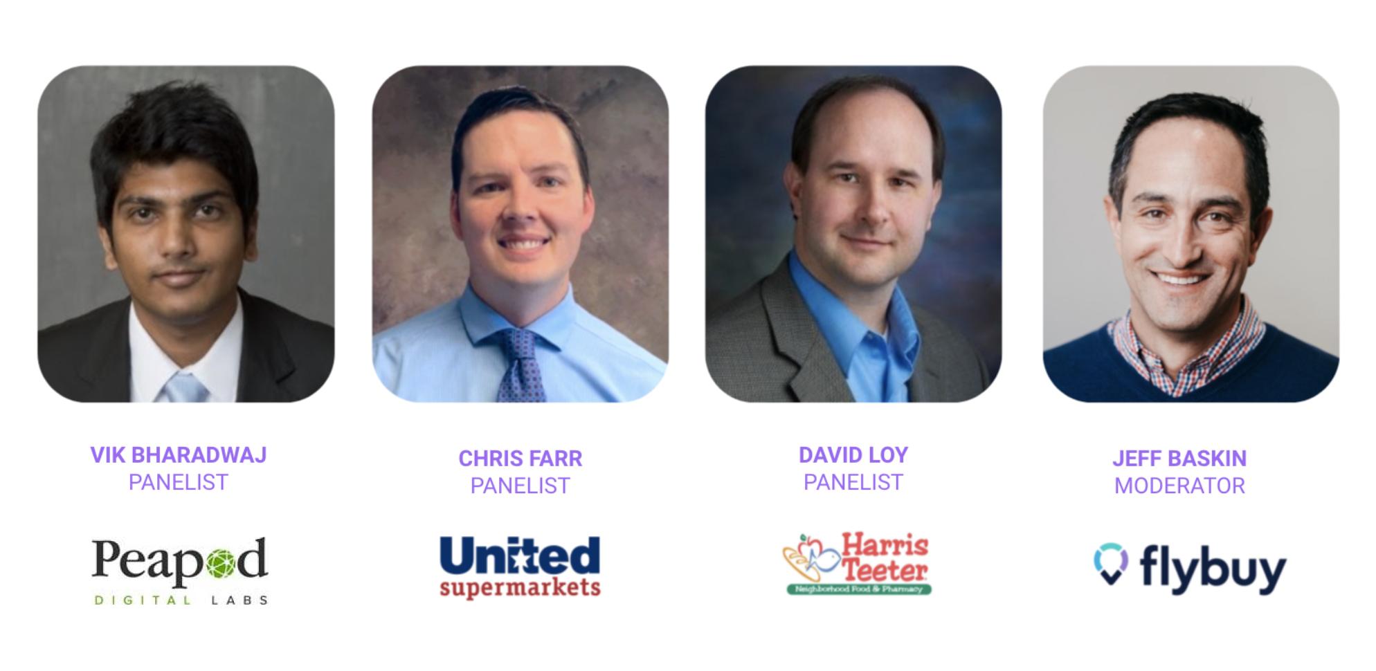 flybuy webinar panelists