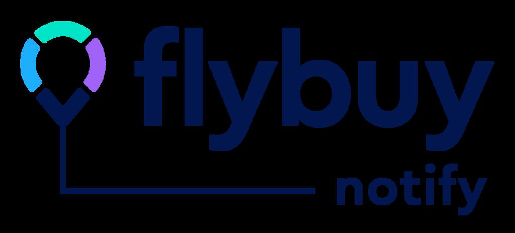 flybuy notify logo